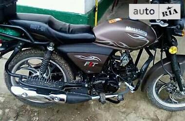 Мотоцикл Супермото (Motard) Musstang MT 125-8 2020 в Городке