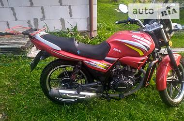 Мотоцикл Классік Musstang MT 150-8 2021 в Маневичах