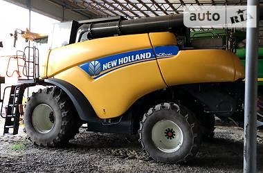 New Holland CR 2013 в Лебедине