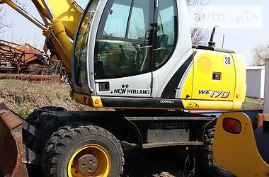 New Holland MH 2010 в Киеве