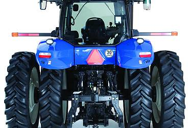 New Holland T  2011