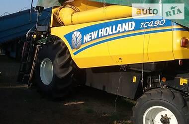 New Holland TC 2017 в Глобине
