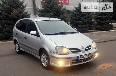 Nissan Almera Tino 2003 в Одессе