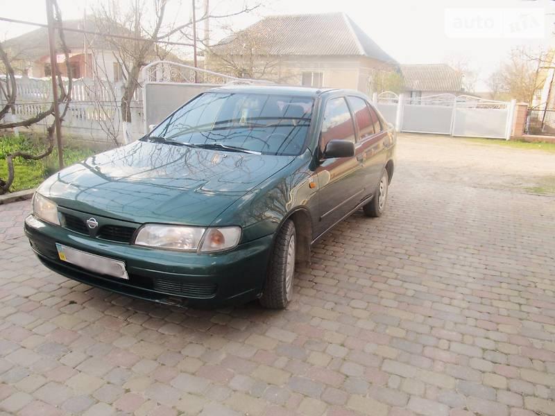Nissan Almera 1997 в Гусятине