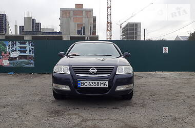 Nissan Almera 2010 в Львове