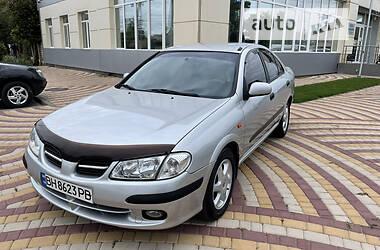 Седан Nissan Almera 2001 в Одессе