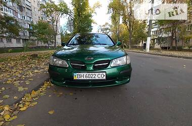 Седан Nissan Almera 2002 в Одессе