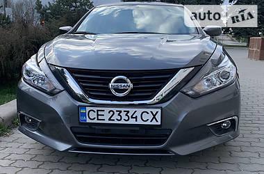 Седан Nissan Altima 2016 в Ивано-Франковске