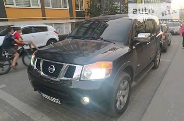Nissan Armada 2007 в Ирпене