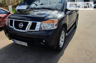Внедорожник / Кроссовер Nissan Armada 2008 в Чугуеве