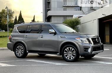 Внедорожник / Кроссовер Nissan Armada 2018 в Киеве