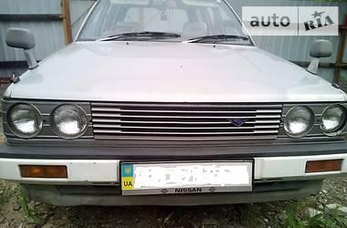Nissan Bluebird 1991 в Донецке