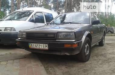Nissan Bluebird LD-20 1987