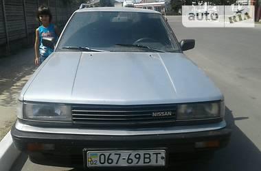 Nissan Bluebird 1986 в Немирове