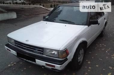 Nissan Bluebird 1984 в Никополе