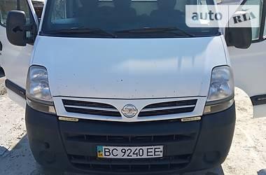 Легковой фургон (до 1,5 т) Nissan Interstar 2005 в Львове
