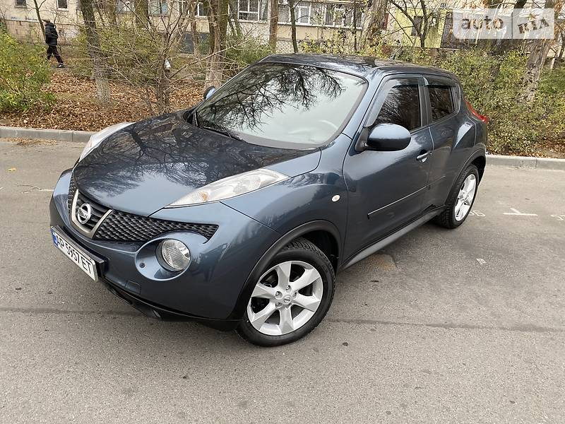 Nissan Juke 2011 в Бердянске