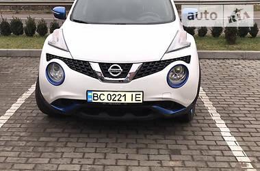 Nissan Juke 2015 в Львове