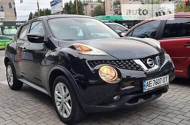 Позашляховик / Кросовер Nissan Juke 2016 в Дніпрі