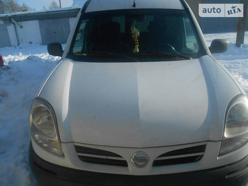 Nissan Kubistar 2004 в Львові