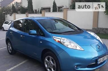Nissan Leaf 2012 в Киеве