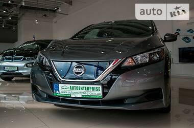 Nissan Leaf 2018 в Києві