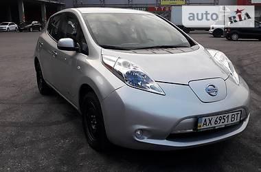 Nissan Leaf 2013 в Тернополе