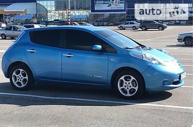 Nissan Leaf 2011 в Городку