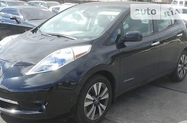 Nissan Leaf 2016 в Дніпрі