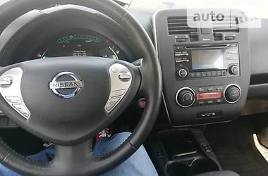 Nissan Leaf 2014 в Києві