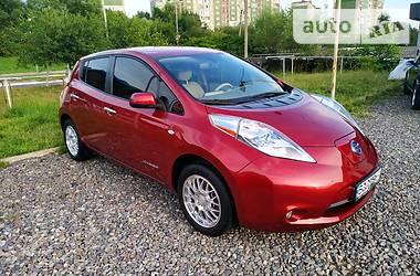 Nissan Leaf 2012 в Львові