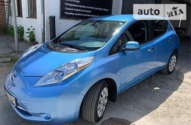 Nissan Leaf 2014 в Черновцах