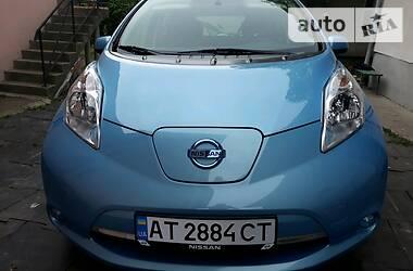 Nissan Leaf 2015 в Ивано-Франковске