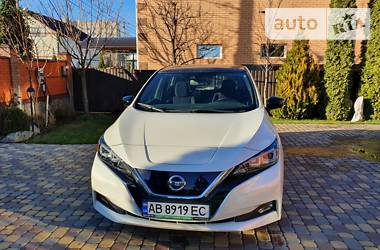 Nissan Leaf 2018 в Виннице