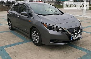 Nissan Leaf 2018 в Измаиле