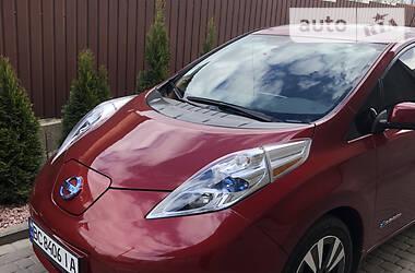 Nissan Leaf 2014 в Сокале