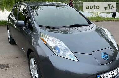 Nissan Leaf 2013 в Рівному