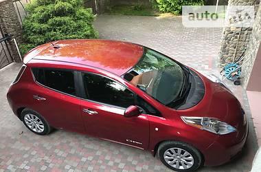 Nissan Leaf 2015 в Ужгороде