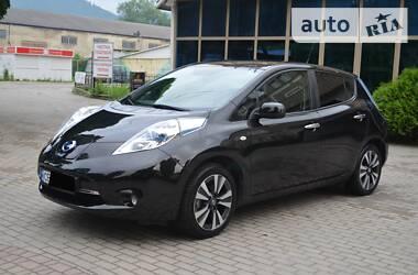 Nissan Leaf 2017 в Черновцах