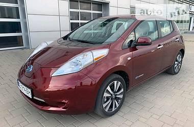 Nissan Leaf 2016 в Николаеве