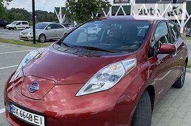 Nissan Leaf 2013 в Хмельницькому