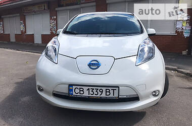Nissan Leaf 2014 в Чернигове