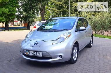 Nissan Leaf 2013 в Кам'янському