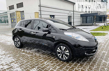 Nissan Leaf 2016 в Ровно