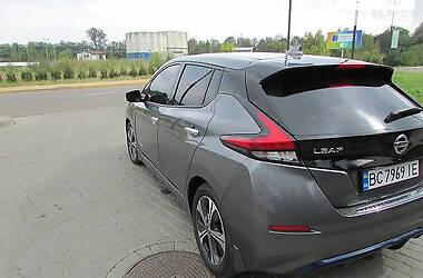 Хэтчбек Nissan Leaf 2019 в Львове