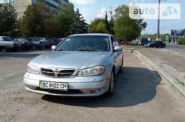 Nissan Maxima QX 2001 в Львове