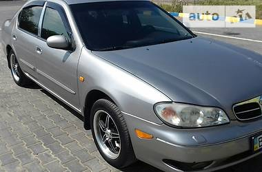 Nissan Maxima QX 2001 в Одессе