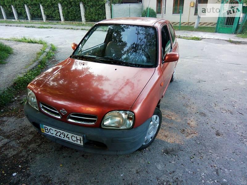 Nissan Micra 1999 в Львове