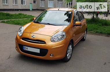 Nissan Micra 2012 в Одесі