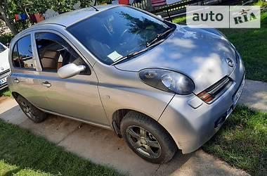 Nissan Micra 2003 в Ивано-Франковске